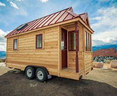 It almost sounds incredible when you know what Tumbleweed was able to fit in this tiny abode.