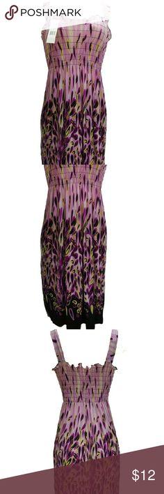 Summer Dress Beach Party Boho Sundress Casual, NWT Summer Dress Beach Party Boho Sundress Casual, NWT, (style 2) Dresses Midi