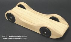 Figure 1 - Test Car With Fenders Girl Scout Swap, Girl Scout Leader, Wooden Toy Cars, Wood Toys, Toy Art, Survival Bracelets, Knot Bracelets, Craft Stick Crafts, Craft Sticks