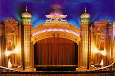Auckland's stunning Civic Theatre. Civic Theatre, Auckland New Zealand, State Of Arizona, Theatres, Heart For Kids, Concert Hall, Historical Pictures, Kiwi, Opera House
