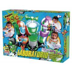 Juguete NASTY DOC LABORATORIO Precio 37,95€ en IguMagazine #juguetesbaratos