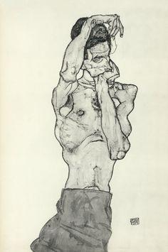 Zeichnungen II. by Egon Schiele, 1914