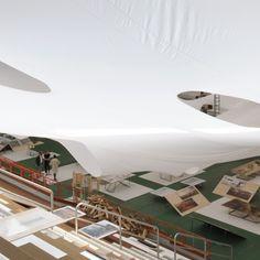 Venice Biennale's first Baltic States Pavilion investigates post-Soviet infrastructure