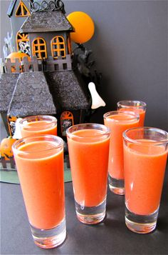 Susi's Kochen Und Backen Adventures: ....And the Halloween Food continues