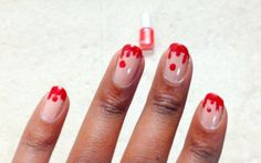 Nails 4 walking dead