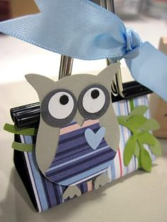cute idea for an office cubicle and any organization space. perfect for holding photos; or quotes