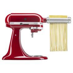 KitchenAid 3-Piece Pasta Roller & Cutter Mixer Attachment Set (KSMPRA) - Walmart.com