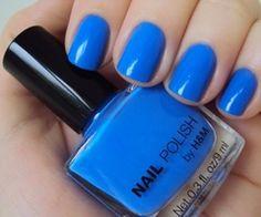 BRIGHT blue. i love it.