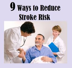 You can lower your chance of #stroke by making the right lifestyle changes. It's important to maintain a #healthy weight, exercise regularly, and control other medical conditions that may increase your stroke risk....Keep reading .. http://slimmingtips.givingtoyou.com/reduce-stroke-risk