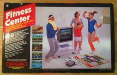 Fitness Center - Nintendo Entertainment System (NES)