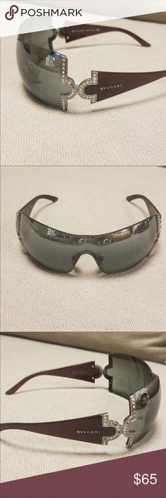 7b33634d09e Bvlgari Sunglasses Used and no case