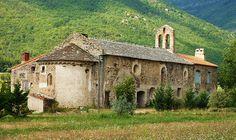 Mosset, ancien monastere de Corbiac