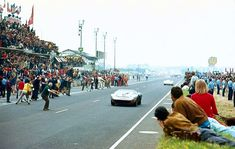 Le Mans Finish 1969 Ford Gt40 Le Mans Ford Gt