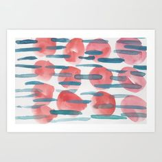 24 | 190408 Red Abstract Watercolour Art Print by valourine... - tap/click to get yours right now. Don't delay! #StretchedCanvas #valourine #painting #terrazzo #blobs #chunky Christmas Gifts For Grandma, Christmas Crafts For Gifts, Abstract Watercolor Art, Watercolor Print, Friendiversary Gifts, Employee Gifts, Newlywed Gifts, Memorable Gifts, Terrazzo