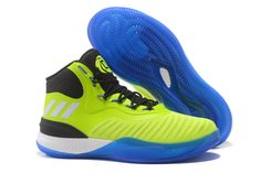 the latest 14d8c 8275f adidas D Rose 8 VoltBlackTurkeyWhite CQ0828 Basketball Shoes – New
