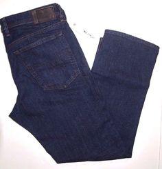 Diesel men's jeans size 33x30 regular straight leg fit style WAYKEE WASH 0845B #DIESEL #StraightLeg