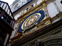 Gros Horloge, France. Photo taken by one of our MGB students, J.C (MGB '14)