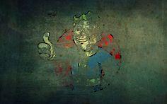 Fallout Wallpaper i like the fade look!
