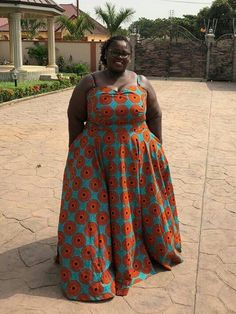 Classy and Chic Ankara Styles for Our Plus Size Ladies. Plus-size ladies,Ankara . at Diyanu African Dresses For Women, African Print Dresses, African Print Fashion, African Fashion Dresses, African Attire, African Wear, African Women, African Style, African Dresses Plus Size