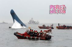 Four people are reported dead, and hundreds are still missing after a ferry suddenly sank off the coast of South Korea.