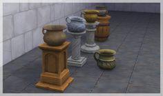 "zx-ta: "" ADVENT CALENDAR: Day 5 TSM to TS4 Set ""Plumbing"" Wash bucket bronze - 25§ - Poly. 523/584 Wash bucket silver - 145§ - Poly. High 947/1020 Med/Low 529/596 Wash bucket gold - 545§ - Poly. High..."