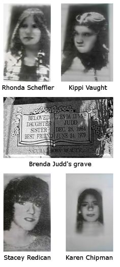 victims of the murdering couple Gerald and Charlene