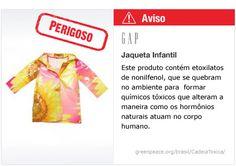 GAP casaco   #Detox #Moda
