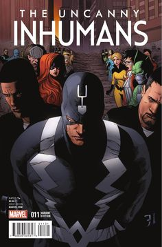 Preview: The Uncanny Inhumans #11, Story: Charles Soule Art: Carlos Pacheco Cover: Carlos Pacheco Publisher: Marvel Publication Date: June 29th, 2016 Price: $3.99 CIVI..., #All-Comic #All-ComicPreviews #CarlosPacheco #CharlesSoule #Comics #Marvel #previews #TheUncannyInhumans