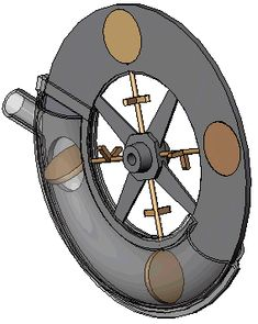 Armstrong Rotary Hydraulic Engine