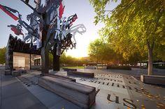 Buluk Park at Victoria Harbour- Melbourne,Australia- ASPECT Studios