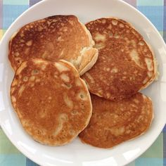 Pancakes should be fluffy and delicious... like these!