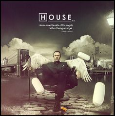 I. MISS. HOUSE. Best show ever, Grey Anatomy Quotes, Greys Anatomy, House Md Funny, It's Never Lupus, House Md Quotes, Medical Series, Everybody Lies, Gregory House, Tv Doctors