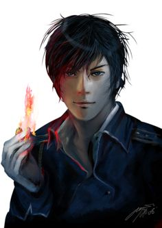 Colonel Roy Mustang, Fullmetal Alchemist, Flame Alchemist