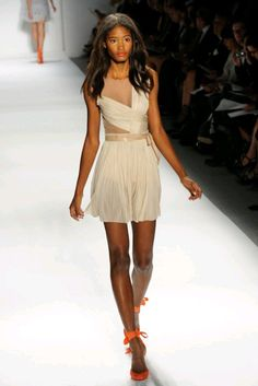 Bridal Style Inspiration: Heavenly Dresses by J. Mendel