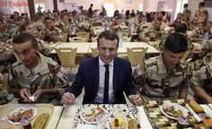 Seis de cada diez franceses están satisfechos con Emmanuel Macron