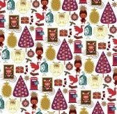 whimsy pattern