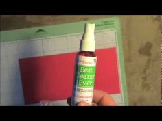 How to Make Cricut Mat Sticky Again-Easy & SAFELY!