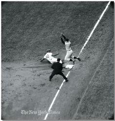 Jackie Robinson - 1955 World Series