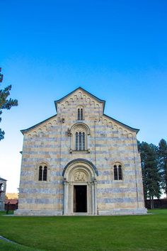 Manastir Visoki Dečani / Visoki Decani monastery Location: Peć, Serbia Year: 1327 - 1335