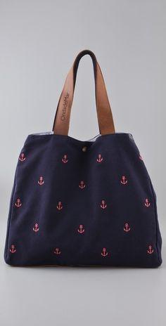 anchor bag-$124.00