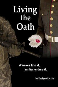 Michael Martinez, a Marine veteran, stepped on a bomb during a 2010 patrol in Afghanistan and lost both legs…Christian Bagge, an Army veteran lost his legs to a 2005 roadside bomb blast in Iraq…The stories of Martinez and Bagge are featured in Living the Oath: Warriors Take It, Families Endure It. Their experiences, like those of the other subjects in the book, reveal how hardship and suffering can result in a greater awareness of what it means to be a human being.