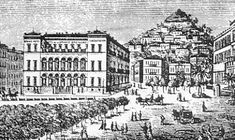 The history of the Hotel Grande Bretagne is entwined with the history of Athens and the state of modern Greece Athens Greece, 19th Century, Architecture Design, Greek, Louvre, History, Building, Travel, Memories