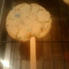Sugar Cookie Pop!