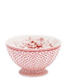 Abelone French Bowl raspberry M