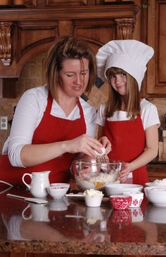 Teaching your child to cook can be fun, informative and healthy