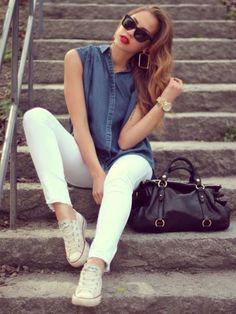 I want those shoes♡