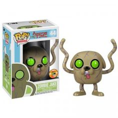 Pop! Television Adventure Time Zombie Jake Vinyl Figure