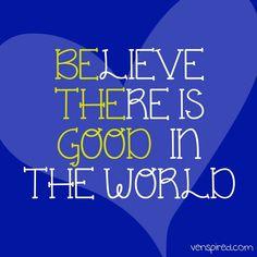 Believe quote via www.Venspired.com and www.Facebook.com/Venspired