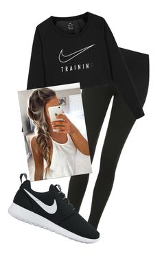 """""""Untitled #398"""" by burusa2 on Polyvore featuring Topshop and NIKE"""