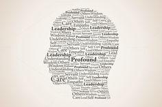 Check out Head of words by Aleksandr-Mansurov.ru on Creative Market